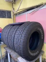 semi novos LingLong AT pneus 305/70/17
