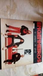 LP's Rock nacional (Raul Seixas, Blitz, Rpm, Engenheiros do Havaí