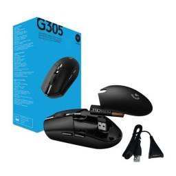 Mouse Gamer Logitech G305 Sem Fio - NOVO -Loja Física