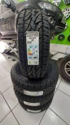 Título do anúncio: Pneu Bridgestone At 265/70 R16 Bridgestone  Novo