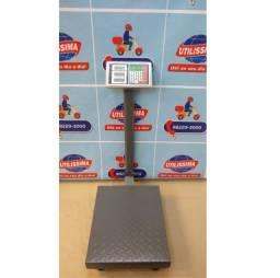 Título do anúncio: Balança Eletrônica Digital 300 kgs Alta Precisão