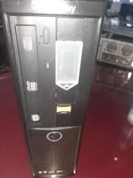 Computador core2duo ddr3 phenon hd 320gb 400,00