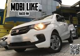 Título do anúncio: Fiat Mobi Like Baixo Km - Troca e Financia 60x