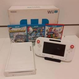 Nintendo Wii U white Top demais