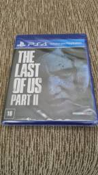 The last of us part 2 - Ps4 e Ps5 Lacrado