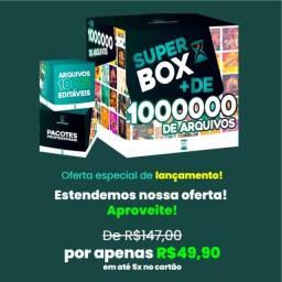 Título do anúncio: PACK COM MILHARES DE ARTES BARATO