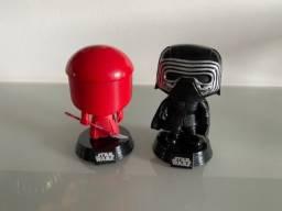 Título do anúncio: Funko Pop Star Wars - Kylo Ren e Pretorian Guard