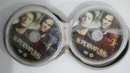 DVDs Supernatural Temporada 1-6