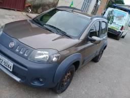 Vende se um Fiat uno way vivance completo 2012 - 2012