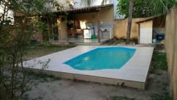 Casas temporada Wi-Fi TV piscina freezer
