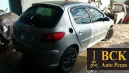 Sucata para retirada de peças - Peugeot 206