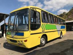 Onibus rodoviario 2006 motor dianteiro mb 1418 curtinho marcopolo 41lugares - 2006