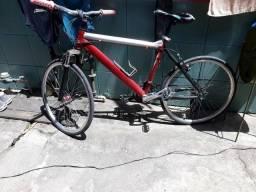 Vendo bicicleta mosso
