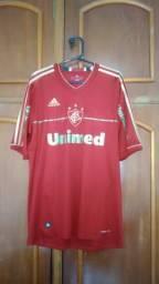 11139a7910 Camisa Fluminense 2012 Grená (G) Lisa
