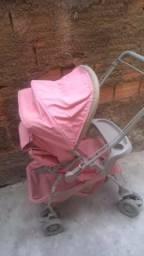 Vendo carrinho de bebê, Galzerano