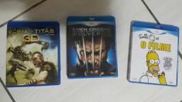 Filmes Blu-Ray,