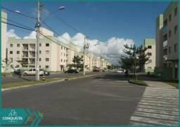 Apartamento 02 quartos no Bairro Palmital - Residencial Morada do Verde