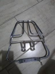 Churrasqueira Cromada Honda 150