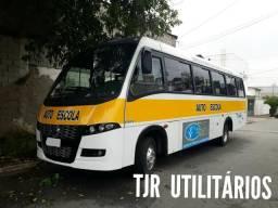 Micro ônibus auto escola volare w9 ano 2011 - 2011