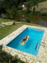 Deliciosa chácara para descanso , pescar e nadar wat zap 11 -95369 8174