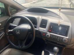 [PRA VENDER LOGO] Honda New Civic Sedã Lxs 1.8 - câmbio automático - 2007 - 2007