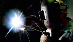 Prestação de serviço de serralheria e vidraçaria