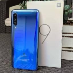 Somente venda - Xiaomi Mi 9 64gb azul