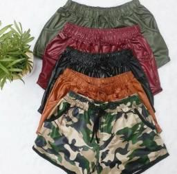 Shorts em Cirré