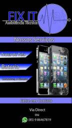 Assistência Técnica iPhone e Android