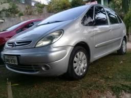 Citroem picasso 2006 troco por carro mais novo - 2006