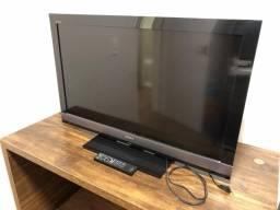 TV de LED Sony Bravia - 40 polegadas Full HD - Impecável estado