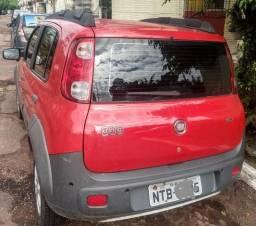 Uno Way, 11/12, motor 1.0, única dona, só roda em Belém, completo de tudo, 20 mil - 2012