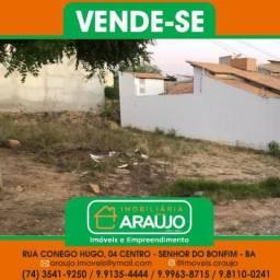 Vende-se dois terrenos no Bairro Derba
