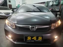 Honda civic 2015 lxs com gnv muito novo - 2015