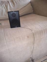 Caixas home theater Samsung frontais