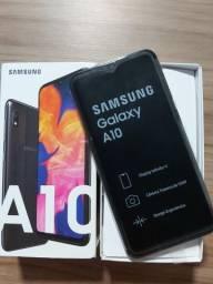 Vendo Samsung a10 novo 1 mês de uso!!