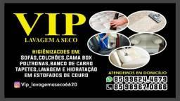 VIP Lavagem A Seco