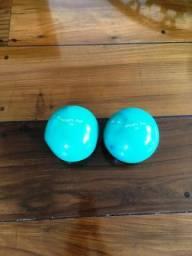 Par de Tuning / Weight ball 2 LB Verde