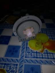 Bomba para retirar água máquina tanquinho