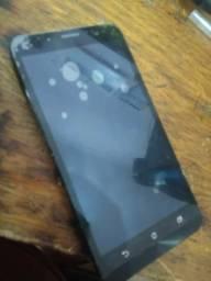 Asus ZenFone 2 tela no plástico