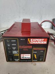 Carregando de bateria automotiva