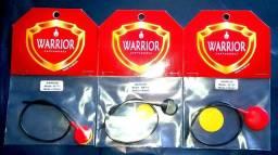 Warrior Captadores p: Do Souto, Marcelus, Baiano, Osvaldo, Emerson, De Castro, JB, Araujo
