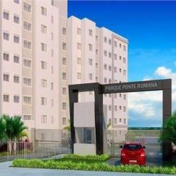 Parque Ponte Romana - Apartamento 2 quartos em Paulínia, SP - ID4040