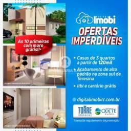Casa à venda, Piçarreira - Teresina/PI