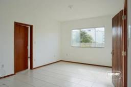 Apartamento para alugar, 40 m² por R$ 900,00/mês - Capoeiras - Florianópolis/SC