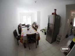 Apartamento com 2 dormitórios em Condomínio com ampla área de lazer, à venda, 58 m² por R$