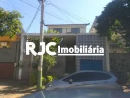 Casa à venda com 4 dormitórios em Grajaú, Rio de janeiro cod:MBCA40173