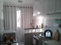 Apartamento com 2 Dorms, Sala 2 ambientes, 1 Vaga coberta, Área útil: 52m²