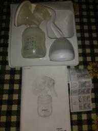 Extrator manual de leite linha pétala AVENT (desmamadeira)
