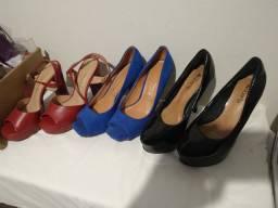 Vende-se calçados femininos
